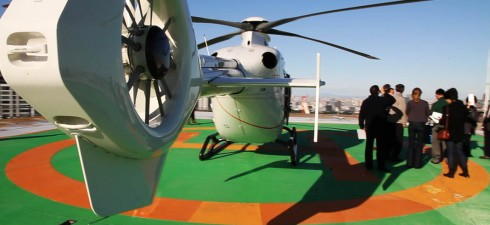 Today, I visited the ARK Hills Heliport in central Tokyo as a part of the Heli Japan conference this year. Rooftop Heliport of ARK MORI Hills is located in Akasaka,...