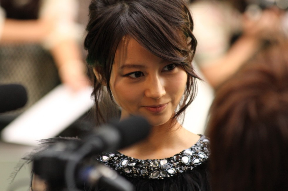 Tokyo International Film Festival 2010 – Green Carpet