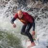 Eisbach Surfing 2