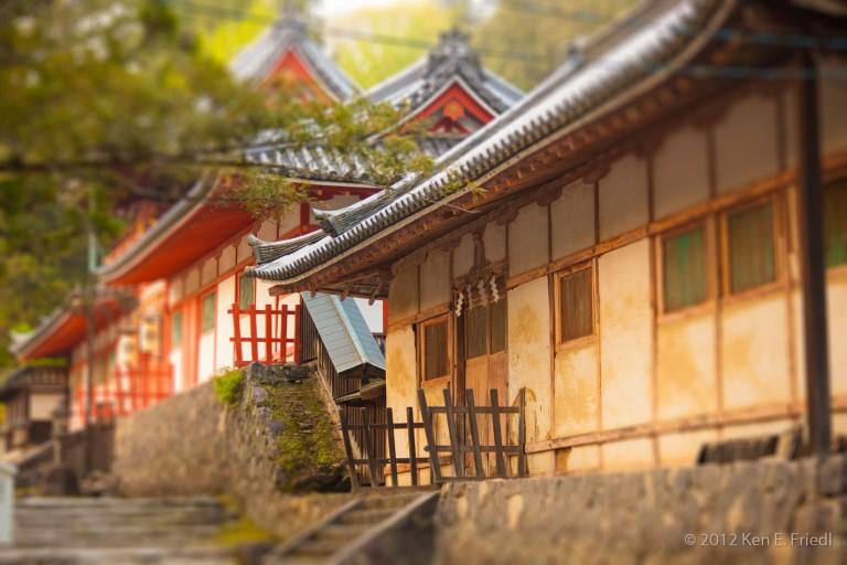 Hachimangu Shrine – Nara, Japan